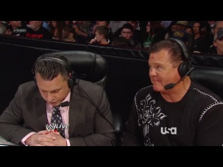 WWE Monday Night RAW �� �������-���� ������� � �������� ������
