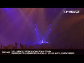Dj №-1(2013) I AM HARDWELL - 2 HOUR  LIVESET GIVEAWAY 2012